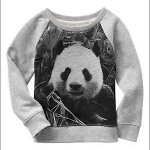 GAP Panda Sweatshirt Size 5
